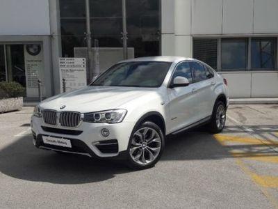 usado BMW X4 xDrive20d xLine del 2017 usata a Padova