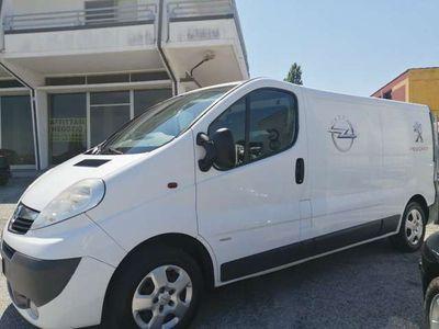 usata Opel Vivaro 29 2.0 CDTI 120CV PL-TN Pianale C