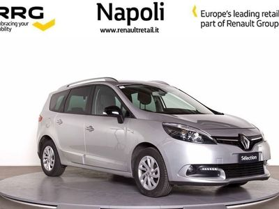 brugt Renault Scénic 1.5 dci Limited 110cv 2015