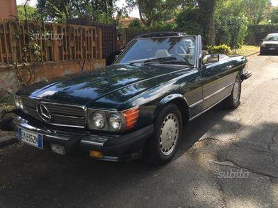 brugt Mercedes 560 Pagoda1988 (W107)