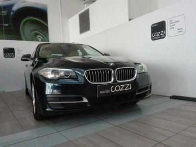 usata BMW 520 Serie 5 Touring Serie 5 (F10/F11) d xDrive Touring AUTOMATICO 4X4 + XENO + NAVI