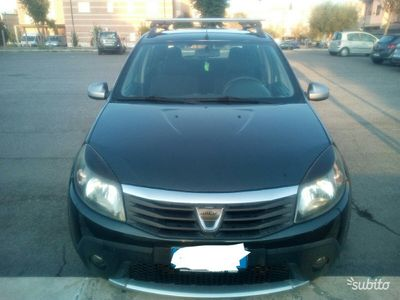 usata Dacia Sandero Stepway 1.5dci 90cv(02/2011)