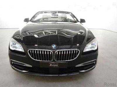 usata BMW 640 Cabriolet d xdrive Luxury auto rif. 10403829
