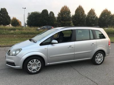 usata Opel Zafira 1.6 16V ecoM 94CV Cosmo*7POSTI*CLIMA