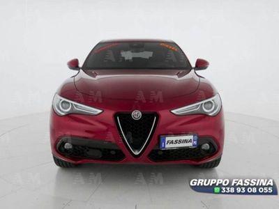 brugt Alfa Romeo Stelvio 2.2 Turbodiesel 210 CV AT8 Q4 Executive