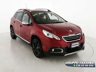 usata Peugeot 2008 120 S&S Black Matt usato