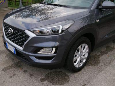 usata Hyundai Tucson 2ª serie - 2019
