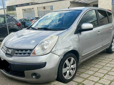usata Nissan Note Note 1.5 dCi 68CV Acenta