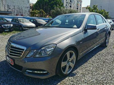 usata Mercedes E220 cdi *avantgarde
