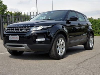brugt Land Rover Range Rover evoque 2.2 TD4 5p. Pure / Automatico 9 marce