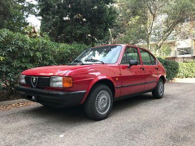gebraucht Alfa Romeo Alfasud 1350cc - ASI 1982