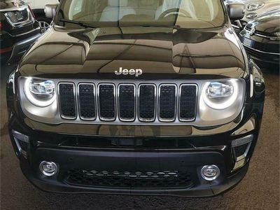 usata Jeep Renegade Limited 1.6 Mjt 120CV Full Led Interni in Pelle Bianca