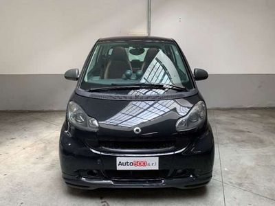 usata Smart ForTwo Coupé fortwo 2ª serie 1000 72 kW BRABUS