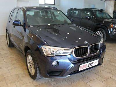 usata BMW X3 AUTOMATICO. NAVI