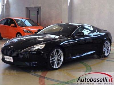 usata Aston Martin DBS DBSCoupé Carbon Black Touchtronic usato