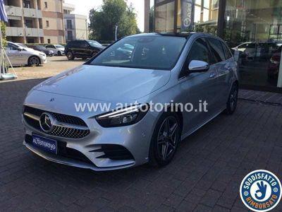 usata Mercedes B200 CLASSE Bd Premium auto