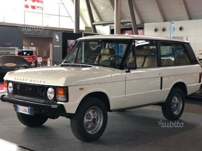 brugt Land Rover Range Rover Classic