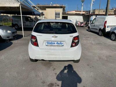 usata Chevrolet Aveo 1.2 86CV 5 porte LT usato