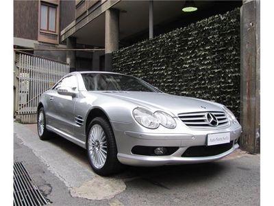 usata Mercedes SL55 AMG ClasseAmg Kompressor Roadster - Service Book Usato