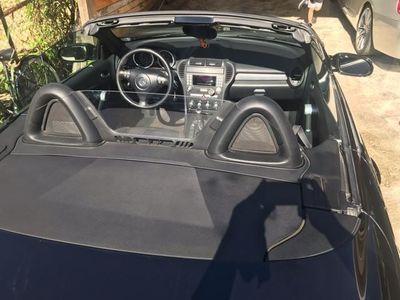 usata Mercedes SLK200 Kompressor cat Chrome