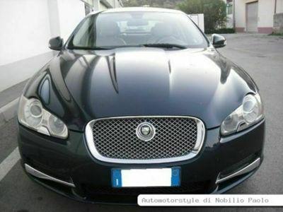 usata Jaguar XF 2.7D V6 Luxury