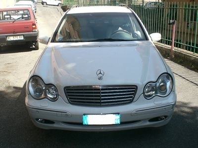 usata Mercedes C270 Cdi Cat S.w. Avantgarde Usato