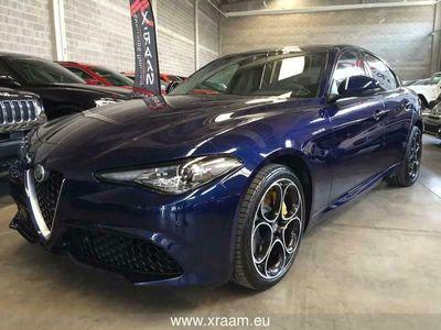 usata Alfa Romeo Giulia 2.2 Turbodiesel 210 CV AT8 AWD Q4 Veloce