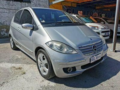 usata Mercedes A160 ClASSED UNICOP. EURO 1399