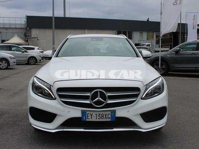 usata Mercedes E250 C SW d (BT) Premium 4matic auto