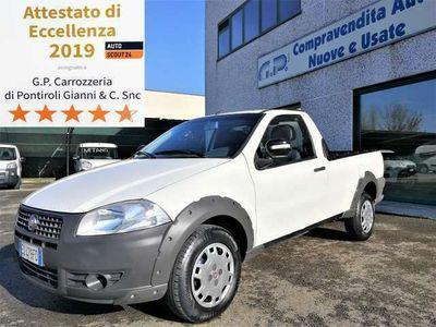 usata Fiat Strada 1.3 MJT 95CV Pick-up Working - CABINA CORTA