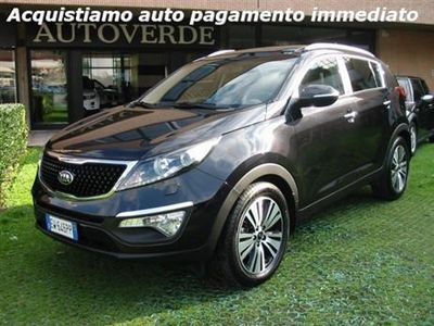 second-hand Kia Sportage 1.7 CRDI VGT 2WD Cool Tetto Panorama 14000km