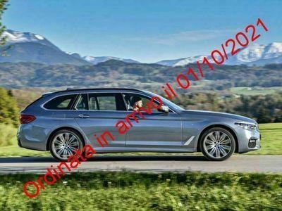 usata BMW 520 e Touring Msport