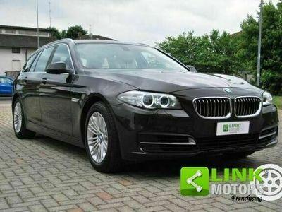 "usata BMW 520 Serie 5 Touring d xDrive Automatica ""Manutenzione certificata "" - 2013"