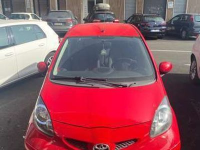 usata Toyota Aygo 1.4 turbodiesel 5 porte Sol