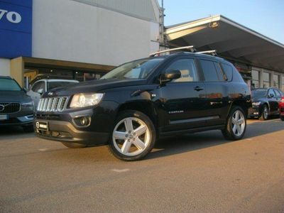 brugt Jeep Compass 2.2 CRD Limited rif. 10931077