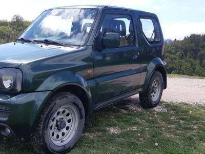 second-hand Suzuki Jimny 1.3i 16V cat 4WD JLX usato