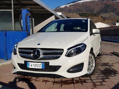 usata Mercedes B220 d Automatic 4Matic Executive