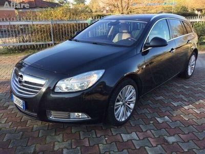 usata Opel Insignia 2.0 CDTI 160CV Sports Tourer Cosmo Fleet
