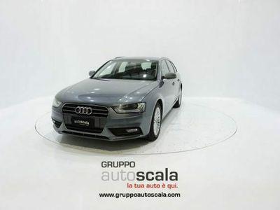 usata Audi A4 Avant 2.0 TDI 190 CV clean diesel multitronic Business usato