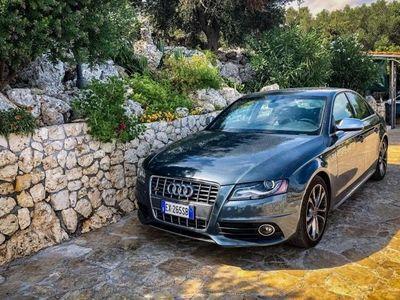 usata Audi S4 3.0 V6 TFSI quattro