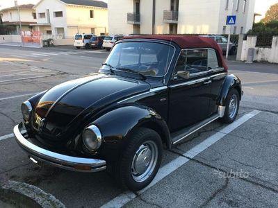 gebraucht VW Käfer Maggiolone Cabrio76' restaurato