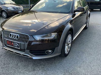 usata Audi A4 Allroad A4 allroad 2.0TDI 190CV SW