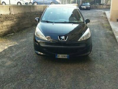 usata Peugeot 207 1.4 hdi ok neopatentati