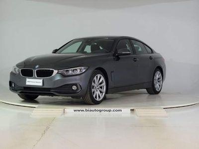 usata BMW 420 Serie 4 d Gra