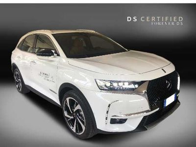 usata DS Automobiles DS7 Crossback DS 7 Crossback DS 7GRAND CHIC OPERA BlueHD 180CV A