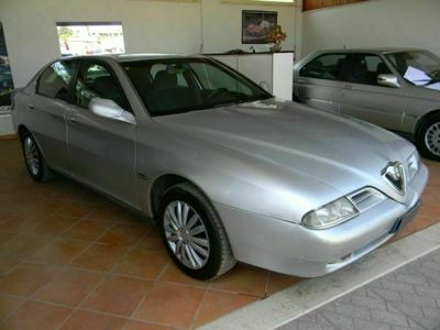 usata Alfa Romeo 166 2.0 TWIN SPARK GPL PRONTA CONSEGNA