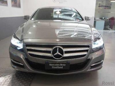 gebraucht Mercedes 350 CLS Sh.Brakecdi BlueEff