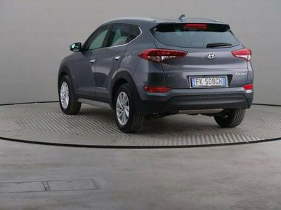 usata Hyundai Tucson 1.7 Crdi 2wd 115cv Xpossible