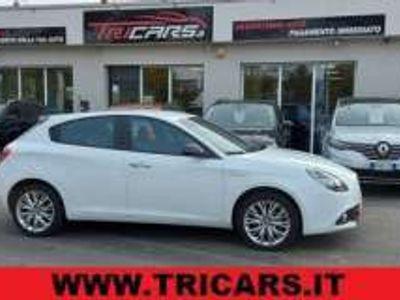 usata Alfa Romeo Giulietta 1.4 Turbo 120 CV GPL Super PERMUTE UNICOPROPR. Benzina/GPL