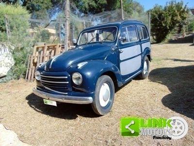 usata Fiat 500C anno 1954, ottima base di restauro, radiata